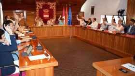 Pleno del Ayuntamiento de Puertollano (Ciudad Real)