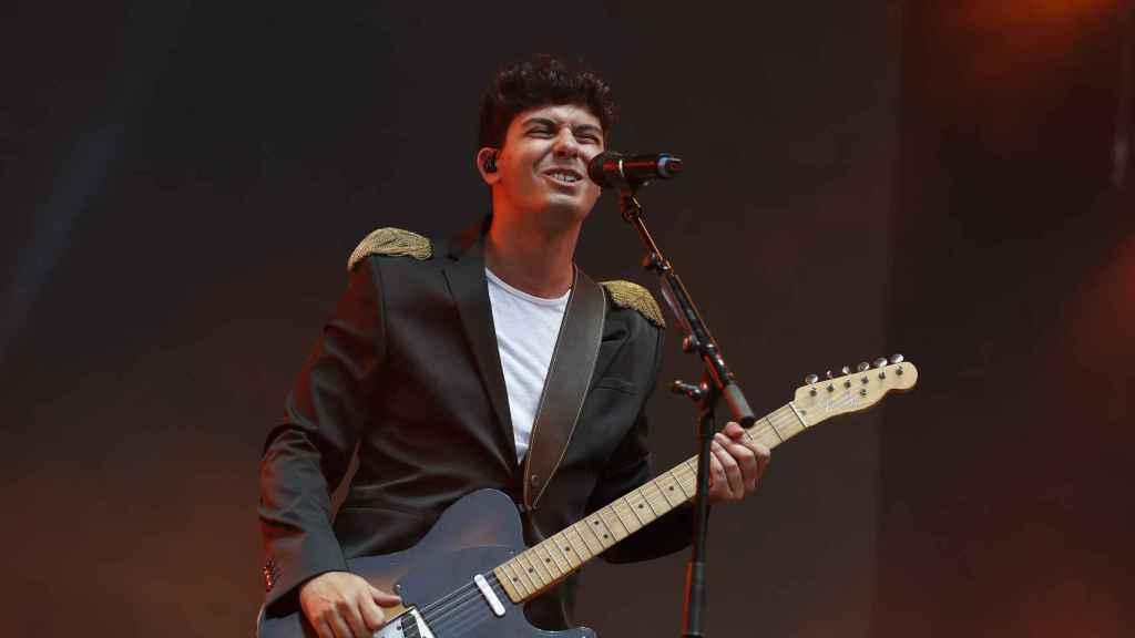 Alfred actuó en el Concierto por la Paz celebrado en junio en Madrid.