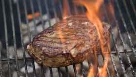 La carne roja es preocupantemente alta en la dieta paleolítica.