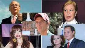 'Camilín' y otros familiares de famosos millonarios 'hambrientos' de herencia