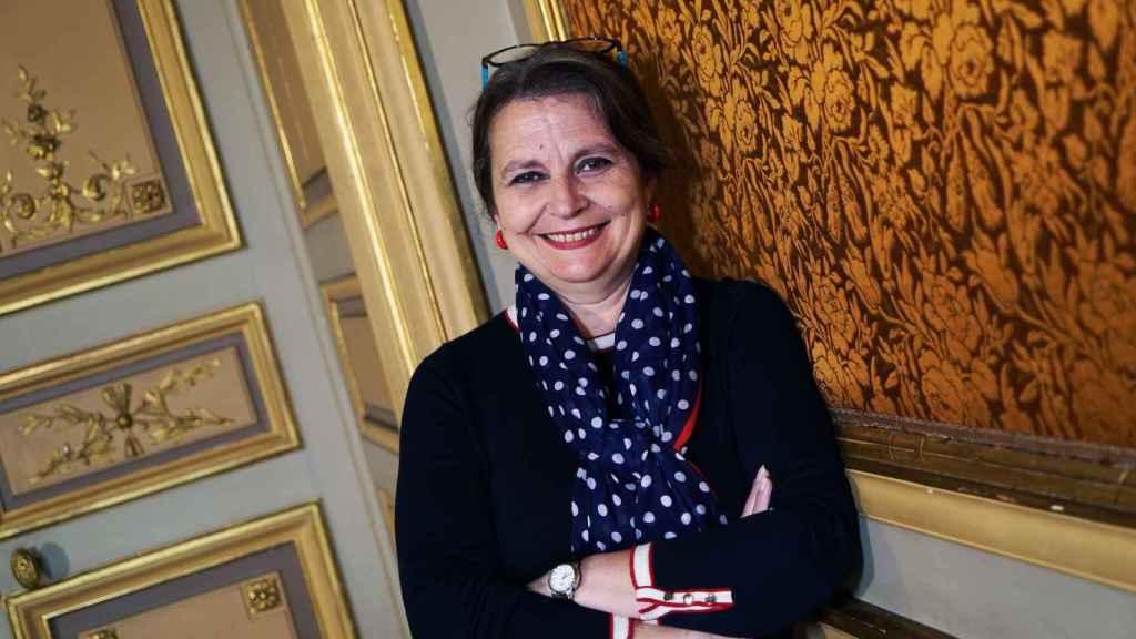 María Elvira Roca Barea, en una foto de archivo.