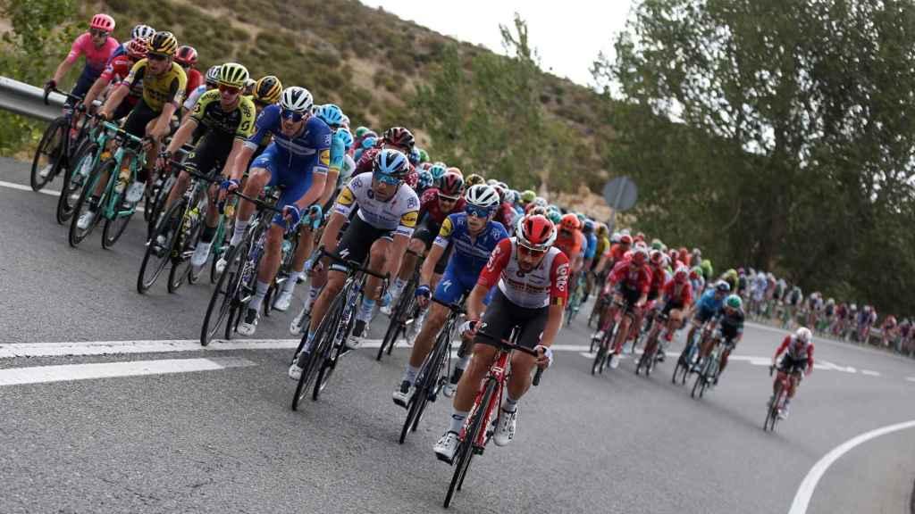 Vuelta a España. Etapa 19.