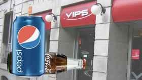 Pepsi se queda con Vips.