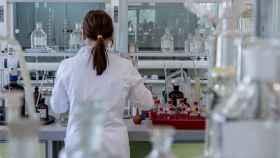 Imagen de archivo de un laboratorio.