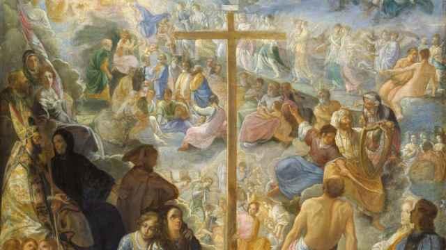 Exaltación de la Santa Cruz.