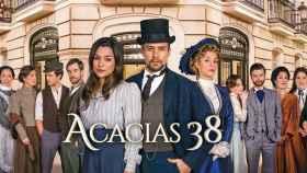 'Acacias 38' despide a sus protagonistas Roger Berruezo y Sheyla Fariña
