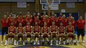 El equipo 'B', a las órdenes de Sergio Scariolo