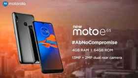 Motorola Moto E6s: la gama de entrada se actualiza
