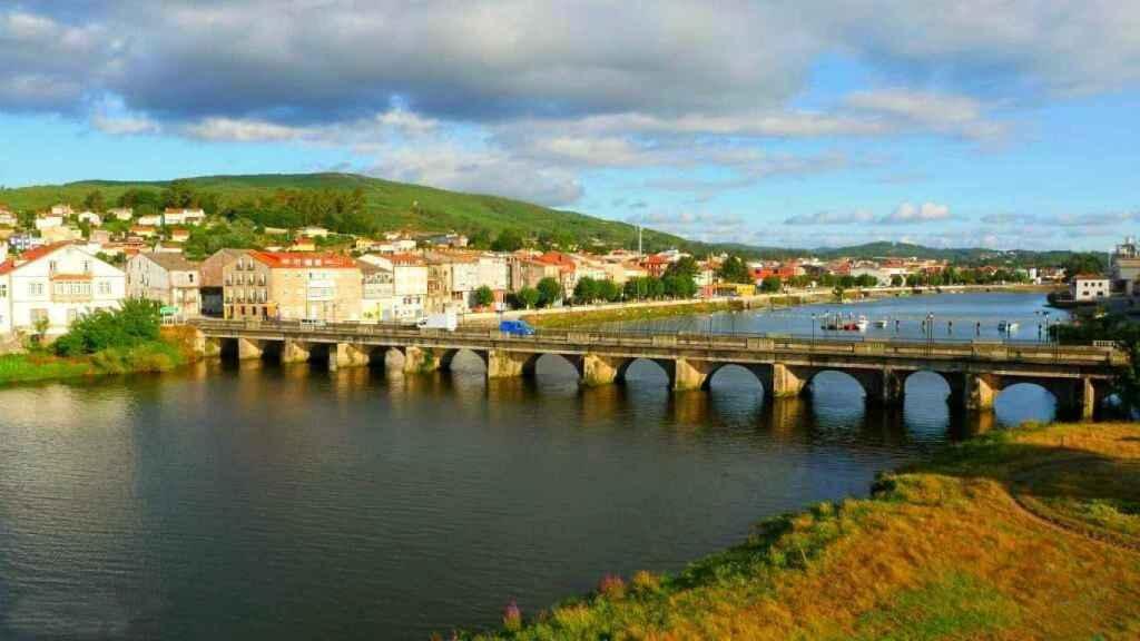 Valga es un pequeño municipio situado en Pontevedra.