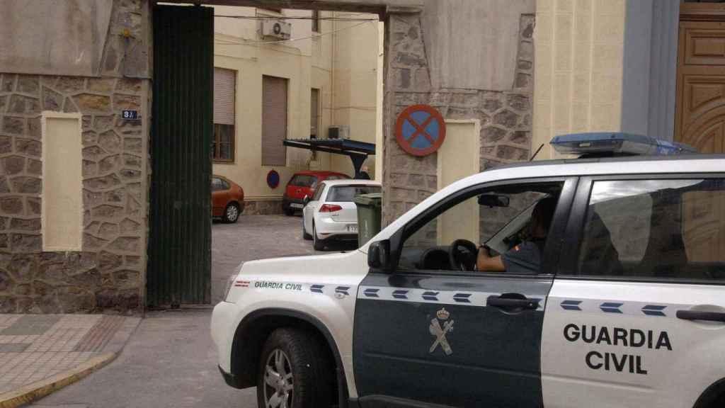 Los hechos están siendo investigados por la Guardia Civil.