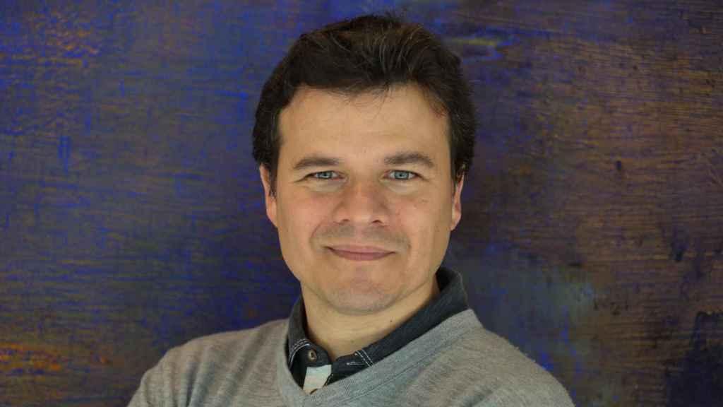 El físico valenciano Pablo Jarillo.