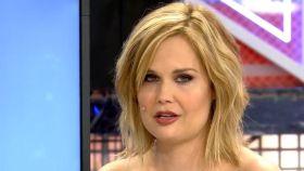 Miriam Sánchez en una imagen de Telecinco.