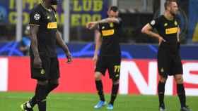 El Inter no puede con el Slavia