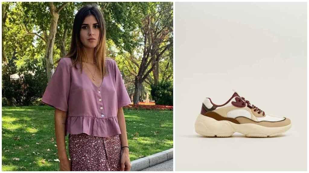 Mery Turiel ha encontrado las zapatillas perfectas para este otoño.