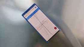 Esta app de calculadora científica es genial para crear gráficas