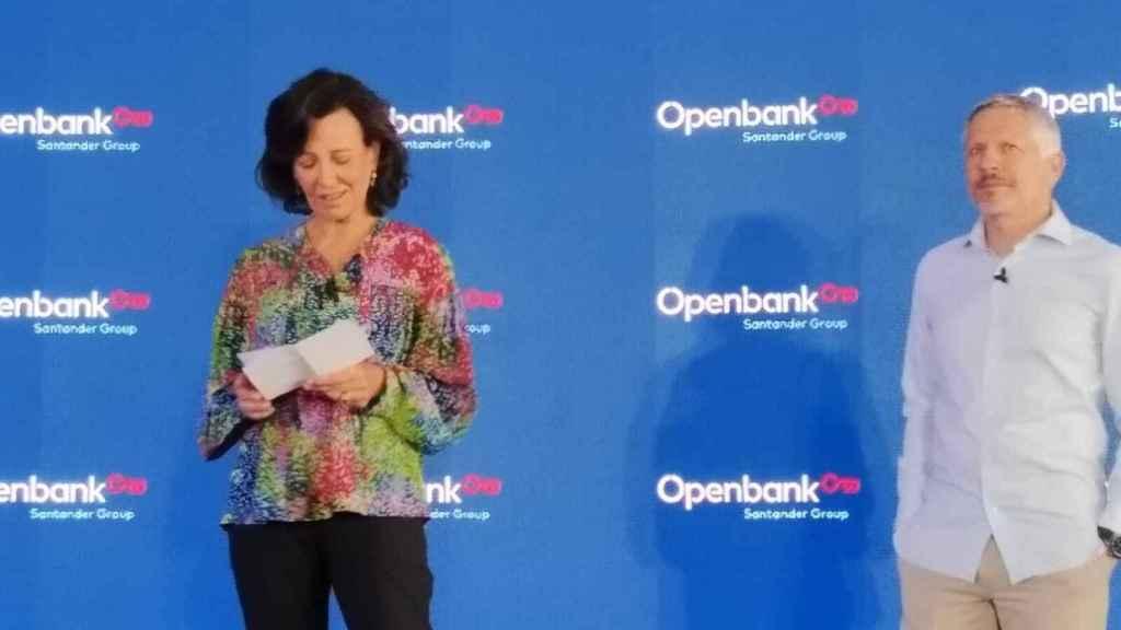Botín lanza en Berlín la internacionalización de Openbank como emblema de una banca sostenible