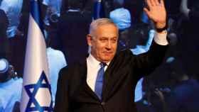 El líder del Likud, Benjamin Netanyahu.