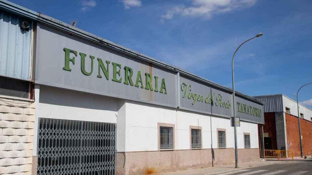 El tanatorio de Coria del Río es el más antiguo de Andalucía.