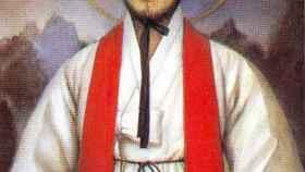 San Andrés Kim Taegon.