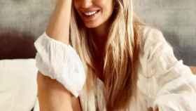 Carola Baleztena, en su última publicación de redes sociales.