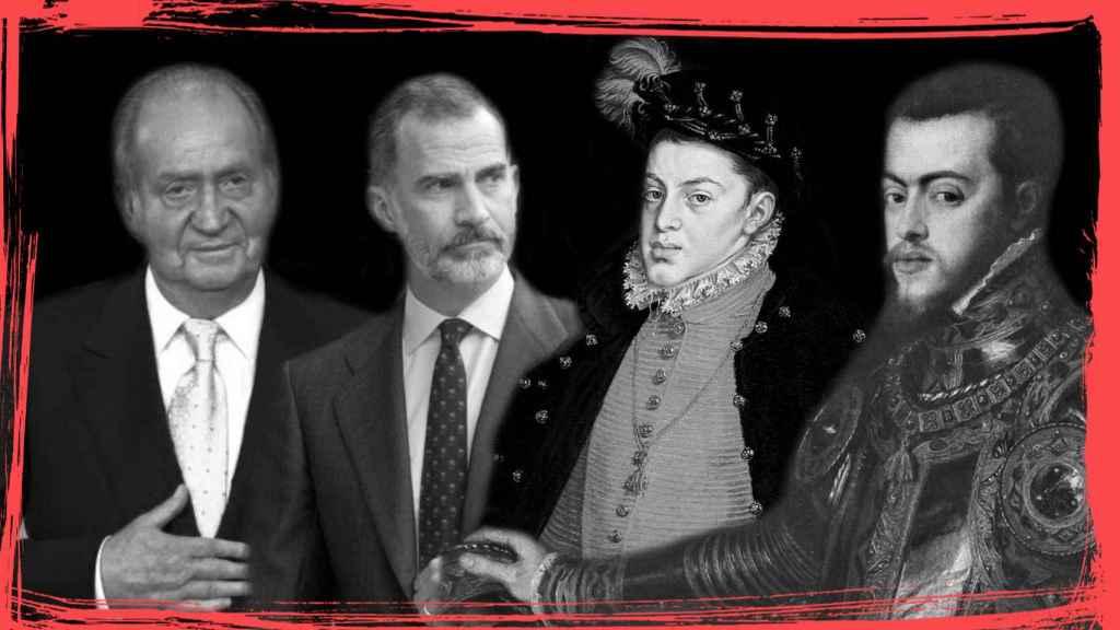 Dos noches en la ópera, dos versiones opuestas: de Felipe VI a Don Carlo, de Juan Carlos I a Felipe II
