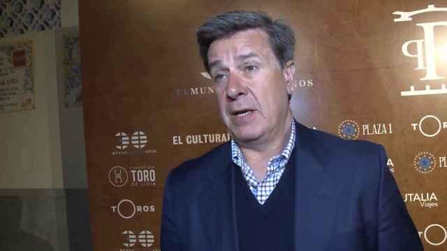 Cayetano Martínez de Irujo cancela la presentación de su libro