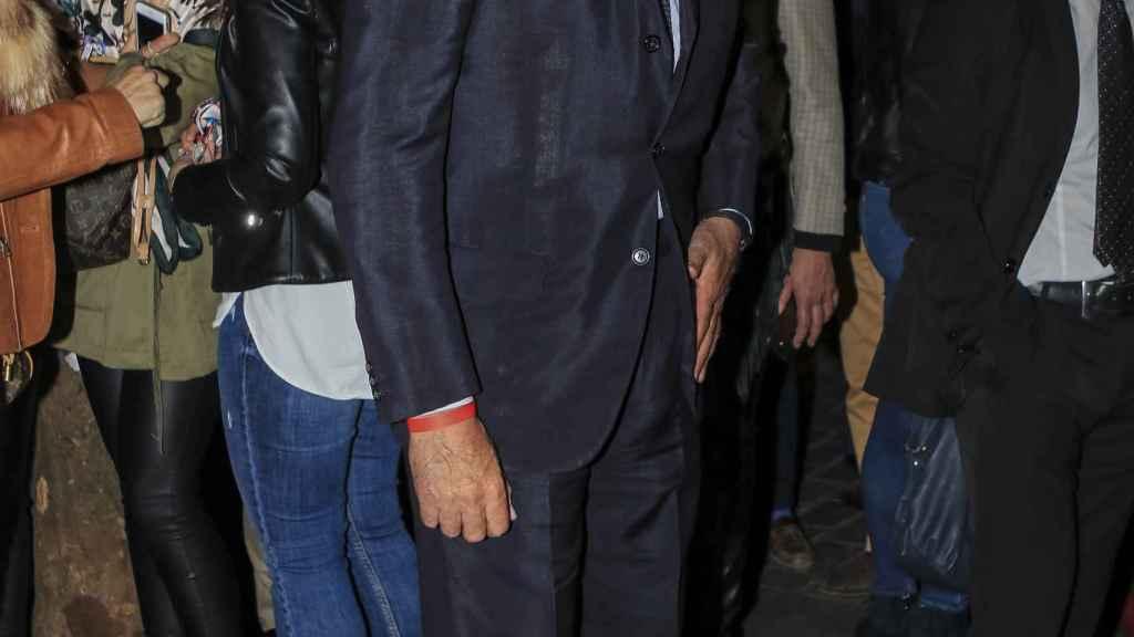Cayetano Martínez de Irujo en una imagen reciente.