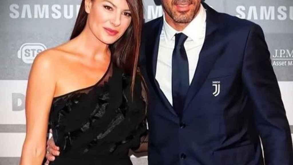 Ilaria D'amico, esposa de Gianluigi Buffon Foto: Instagram