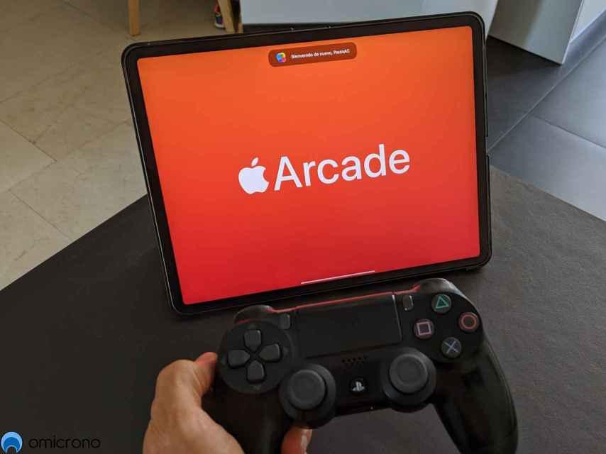 Apple Arcade.