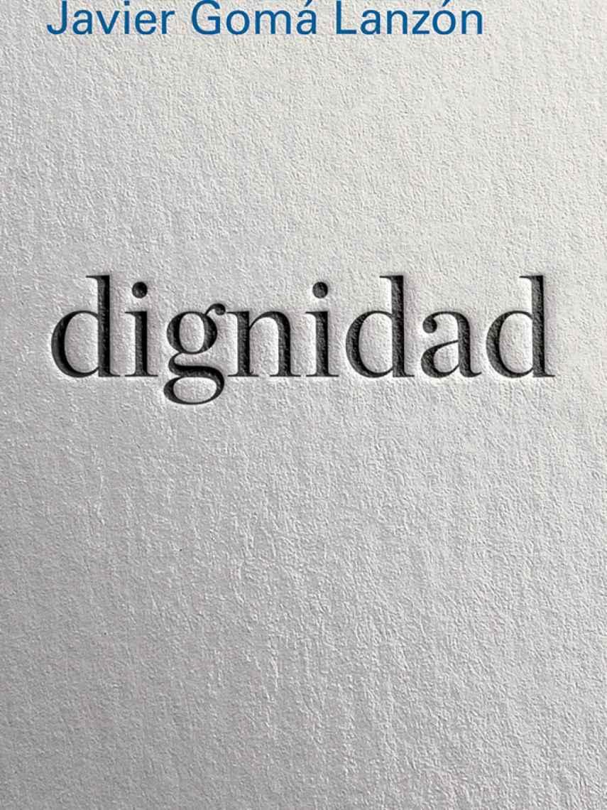 Portada de 'Dignidad'.