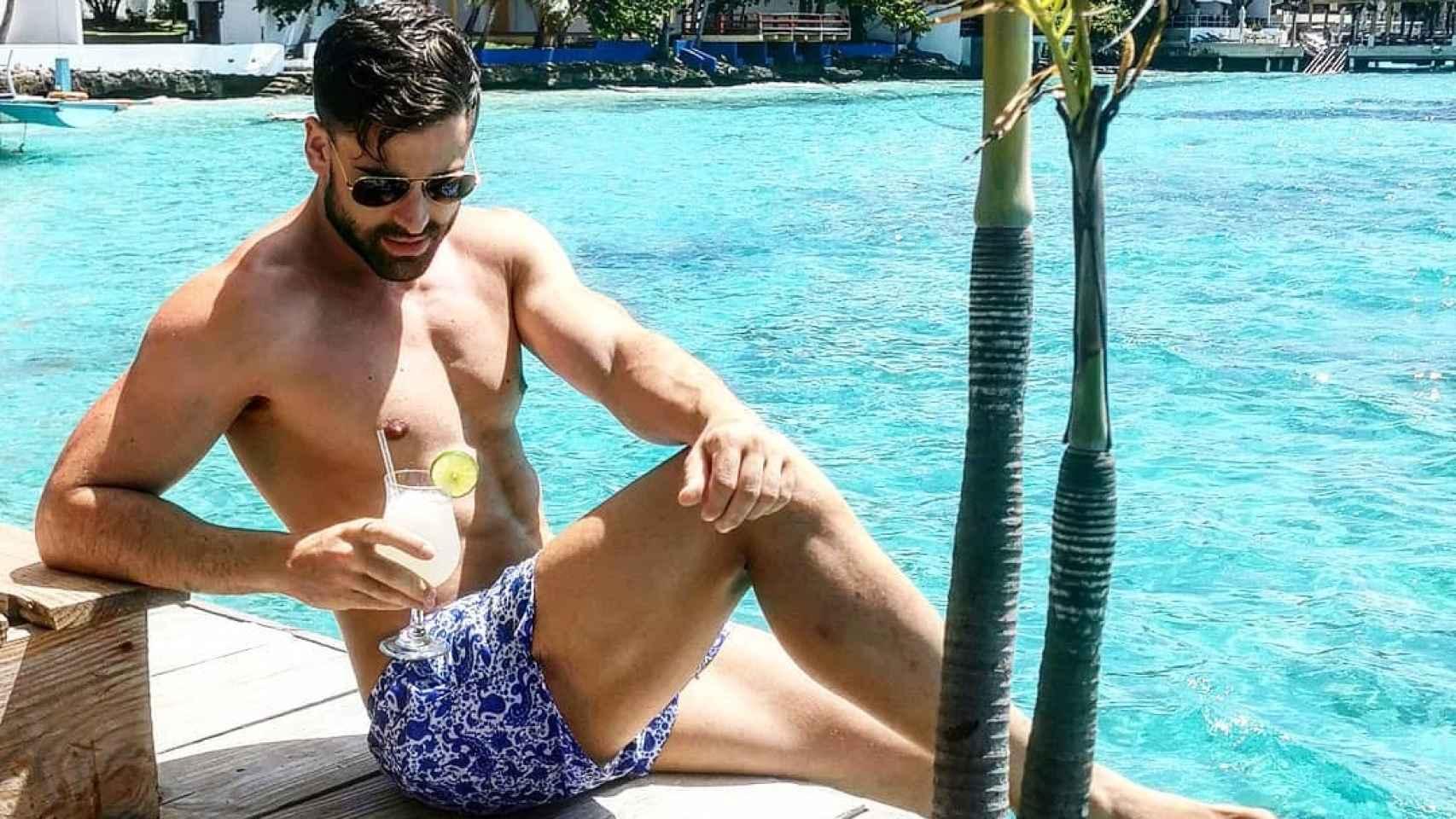 Sergio Ayala en República Dominicana.