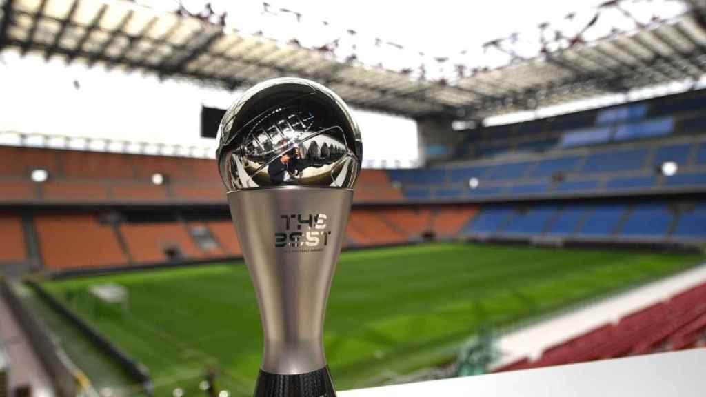Gala The Best FIFA 2019 en Milan