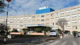 Hospital de Puertollano (Ciudad Real), en una imagen de archivo