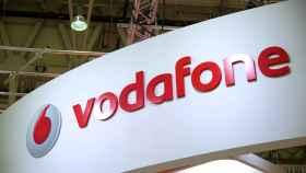 Logo de Vodafone, en una imagen de archivo.
