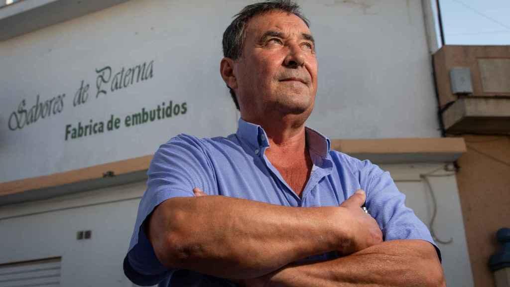 Bartolo Rodríguez, propietario de 'Sabores de Paterna'.