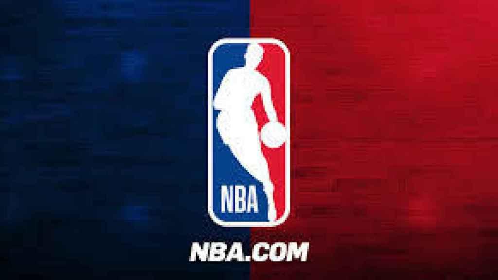 Logo de la NBA. Foto: nba.com