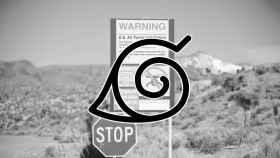 Símbolo de Naruto.