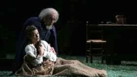 Leo Nucci, en su actuación del 'Rigoletto' en La Scala.