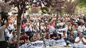 Asamblea de Más Madrid.