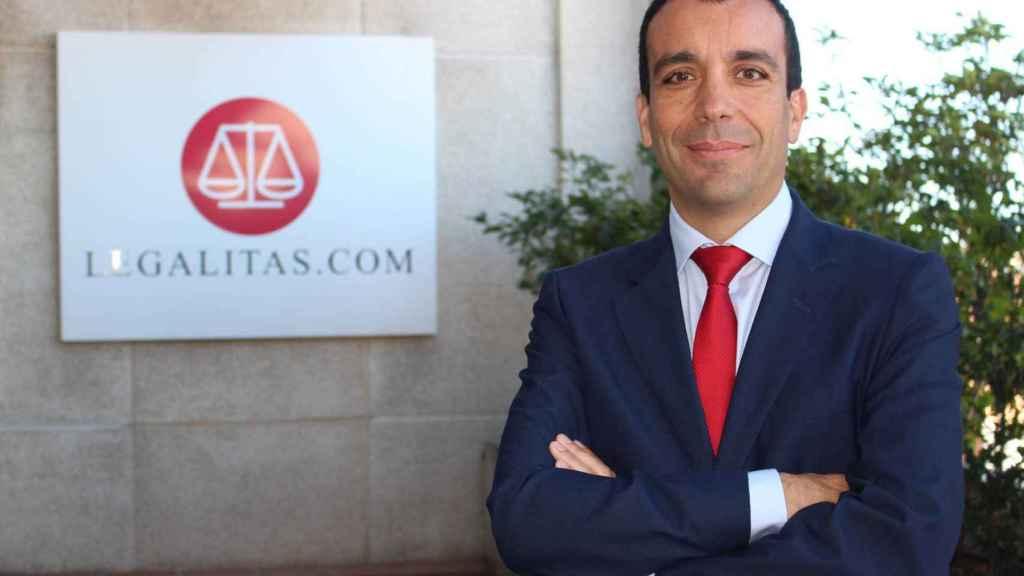 Luis del Pozo, CEO de Legálitas.