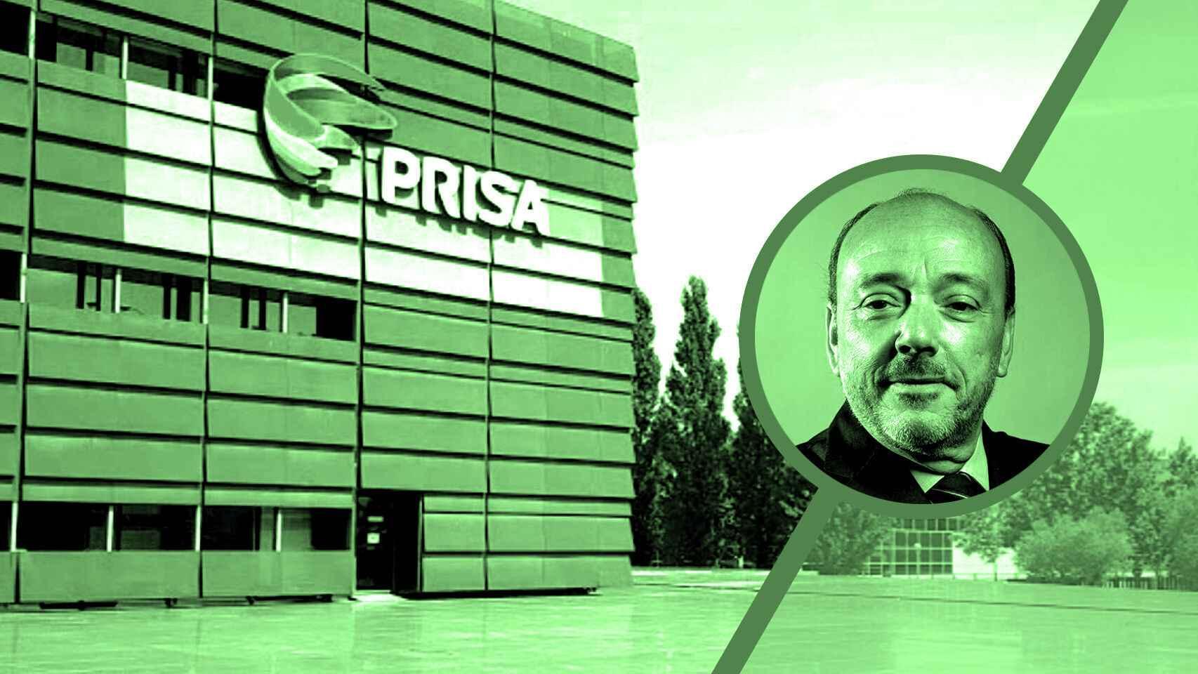 Javier Monzón, presidente de Prisa y Openbank.