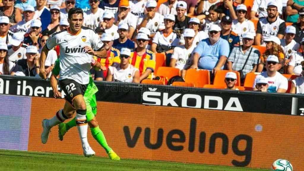 El Valencia pincha ante el Leganés con un Mestalla que explota contra Peter Lim