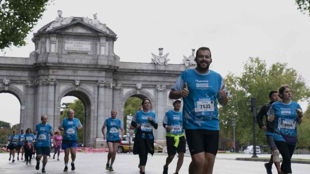 Madrid corre SABADELL