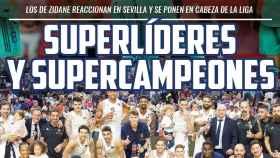 La portada de El Bernabéu (23/09/2019)