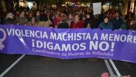 manifestacion contra violencia genero machista valladolid 2017 16