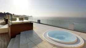 Las vistas al mar son una constante en cada rincón del hotel