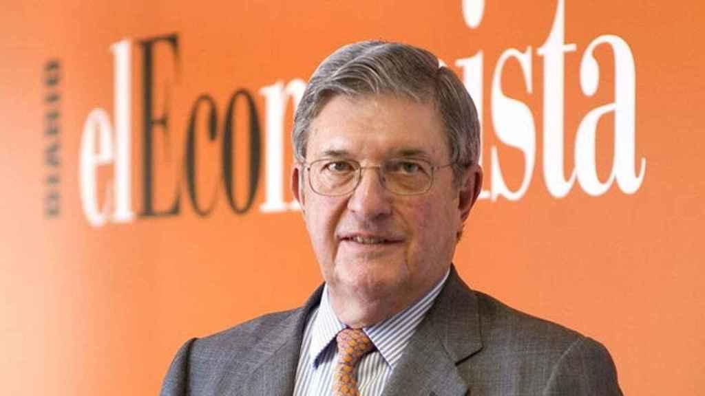 El editor Alfonso de Salas, fundador de 'El Mundo' y 'El Economista'.