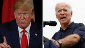 Trump niega que presionara a Ucrania para orquestar una campaña contra Biden