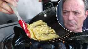 Las polémicas tortillas con las que comenzó José Antonio, dueño de Madruguis, en un bajo