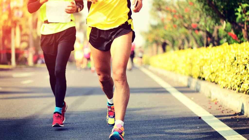 ¡Vente de maratón!